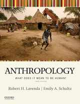 9780190210847-0190210842-Anthropology: What Does It Mean to be Human? 3rd edition