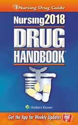 9781496353597-1496353595-Nursing2018 Drug Handbook (Nursing Drug Handbook)