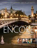 9781305967090-1305967097-Encore Intermediate French, Student Text: Niveau intermediaire