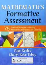 9781412968126-1412968127-Mathematics Formative Assessment, Volume 1: 75 Practical Strategies for Linking Assessment, Instruction, and Learning (Corwin Mathematics Series)