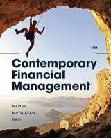 9781337090582-1337090581-Contemporary Financial Management (MindTap Course List)
