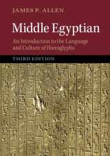 9781107663282-1107663288-Middle Egyptian: An Introduction To The Language And Culture Of Hieroglyphs