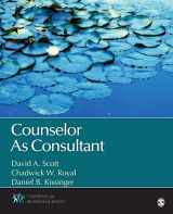 9781452242187-1452242186-Counselor As Consultant (Counseling and Professional Identity)
