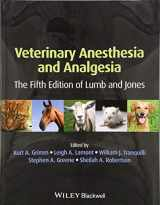 9781118526231-1118526236-Veterinary Anesthesia and Analgesia: The Fifth Edition of Lumb and Jones