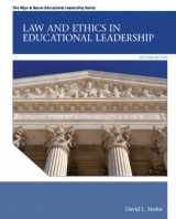 9780132685870-0132685876-Law and Ethics in Educational Leadership (2nd Edition) (Allyn & Bacon Educational Leadership)