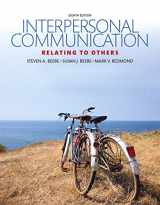 9780134202037-0134202031-Interpersonal Communication: Relating to Others (8th Edition)