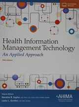 9781584265177-1584265175-Health Information Management Technology: An Applied Approach
