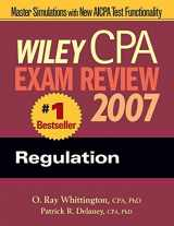 Wiley CPA Exam Review 2007 Regulation (Wiley CPA Examination Review: Regulation)