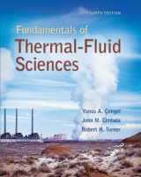 9780077422400-0077422406-Fundamentals of Thermal-Fluid Sciences with Student Resource DVD