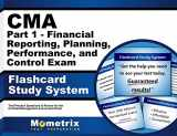 CMA Part 1 - Financial Planning, Performance and Control Exam Flashcard Study System: CMA Test Practice Questions & Review for the Certified Management Accountant Exam (Cards)