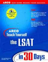 Arco Teach Yourself Lsat in 30 Days (Arcos Teach Yourself in 24 Hours Series)