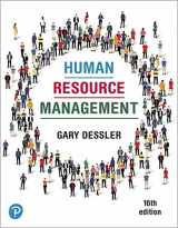 9780135226803-0135226805-MyLab Management with Pearson eText -- Access Card -- for Human Resource Management (16th Edition)