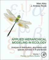 9780128013786-0128013788-Applied Hierarchical Modeling in Ecology: Analysis of distribution, abundance and species richness in R and BUGS: Volume 1:Prelude and Static Models