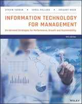 9781118890790-1118890795-Information Technology for Management: On-Demand Strategies for Performance, Growth and Sustainability