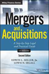 9781119265412-111926541X-Mergers and Acquisitions: A Step-by-Step Legal and Practical Guide +Website (Wiley Finance)