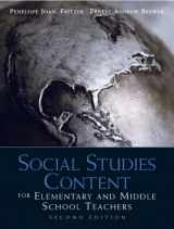 9780137011254-0137011253-Social Studies Content for Elementary and Middle School Teachers (2nd Edition)