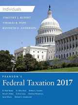 Pearson's Federal Taxation 2017 Individuals Plus MyAccountingLab with Pearson eText -- Access Card Package (30th Edition)