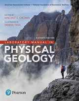9780134615318-013461531X-Laboratory Manual in Physical Geology Plus MasteringGeology with Pearson eText -- Access Card Package (11th Edition)