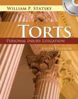 9781401879624-1401879624-Torts: Personal Injury Litigation