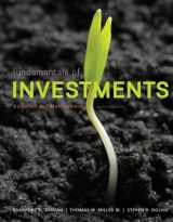 Fundamentals of Investments: Valuation and Management, 7th Edition