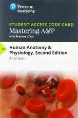 9780134807331-0134807332-Mastering A&P with Pearson eText -- Standalone Access Card -- for Human Anatomy & Physiology (2nd Edition)