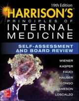 9781259642883-1259642887-Harrison's Principles of Internal Medicine Self-Assessment and Board Review, 19th Edition