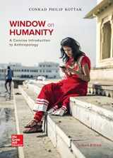 Window on Humanity: A Concise Introduction to General Anthropology 7/e