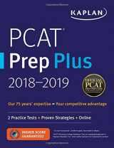 9781506228860-1506228860-PCAT Prep Plus 2018-2019: 2 Practice Tests + Proven Strategies + Online (Kaplan Test Prep)