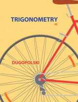9780321900340-0321900340-Trigonometry plus NEW MyLab Math -- Access Card Package (4th Edition) (Dugopolski Precalculus Series)