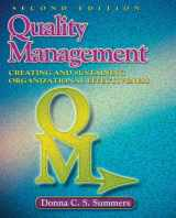 9780135005101-0135005108-Quality Management (2nd Edition)