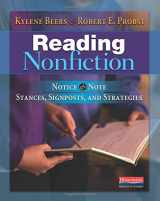 9780325050805-0325050805-Reading Nonfiction: Notice & Note Stances, Signposts, and Strategies