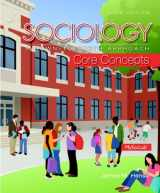 9780133803327-0133803325-Sociology: A Down-To-Earth Approach Core Concepts Plus NEW MySocLab with Pearson eText -- Access Card Package (6th Edition)