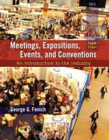 9780133815245-0133815242-Meetings, Expositions, Events and Conventions: An Introduction to the Industry (4th Edition)