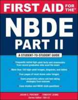 9780071482530-0071482539-First Aid for the NBDE Part II (First Aid Series) (Pt. 2)
