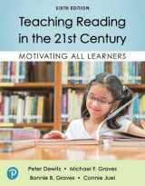 9780135196755-0135196752-Teaching Reading in the 21st Century: Motivating All Learners (6th Edition)