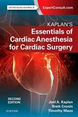 9780323497985-0323497985-Kaplan's Essentials of Cardiac Anesthesia