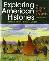 9781319106379-1319106374-Exploring American Histories, Combined Volume: A Survey with Sources