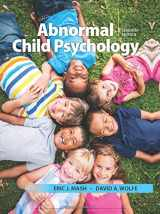 9781337624268-1337624268-Abnormal Child Psychology