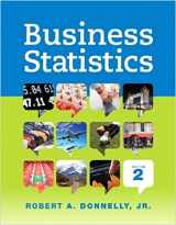 9780133852288-0133852288-Business Statistics Student Value Edition Plus NEW MyStatLab with Pearson eText -- Access Card Package (2nd Edition)