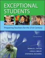 9780078110504-0078110505-Exceptional Students: Preparing Teachers for the 21st Century