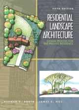9780136126973-0136126979-Residential Landscape Architecture (5th Edition)