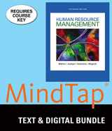 9781305919068-1305919068-Bundle: Human Resource Management, Loose-Leaf Version, 15th + LMS Integrated for MindTap Management, 1 term (6 months) Printed Access Card