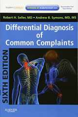 9781455707720-1455707724-Differential Diagnosis of Common Complaints: with STUDENT CONSULT Online Access, 6e