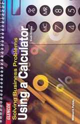 9780078300202-0078300207-Solving Business Problems Using A Calculator Student Text