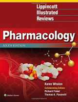9781451191776-1451191774-Lippincott Illustrated Reviews: Pharmacology 6th edition (Lippincott Illustrated Reviews Series)