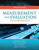 9781284040753-1284040755-Measurement for Evaluation in Kinesiology