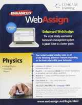 Enhanced WebAssign College Physics Access Card (One Term)