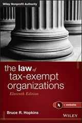 9781118873694-1118873696-The Law of Tax-Exempt Organizations (Wiley Nonprofit Authority)