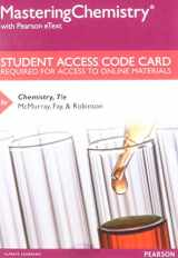 9780133923988-0133923983-Mastering Chemistry with Pearson eText -- Standalone Access Card -- for Chemistry (7th Edition)