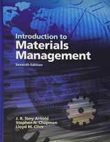 9780131376700-0131376705-Introduction to Materials Management (7th Edition)